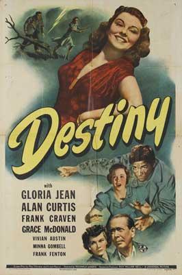 Destiny - 27 x 40 Movie Poster - Style A