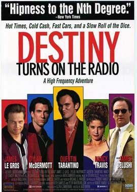 Destiny Turns on the Radio - 27 x 40 Movie Poster - Style B