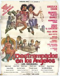 Destrampos in Los Angeles - 27 x 40 Movie Poster - Foreign - Style A