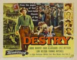 Destry - 11 x 14 Movie Poster - Style A