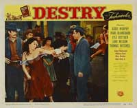 Destry - 11 x 14 Movie Poster - Style B