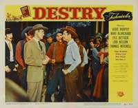 Destry - 11 x 14 Movie Poster - Style C