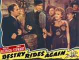 Destry Rides Again - 11 x 14 Movie Poster - Style A