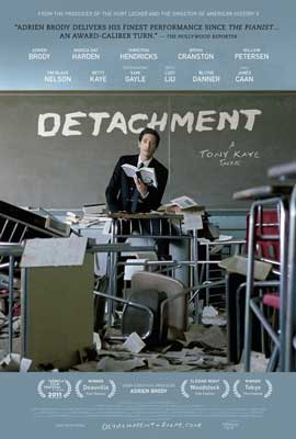 Detachment - 43 x 62 Movie Poster - Bus Shelter Style A