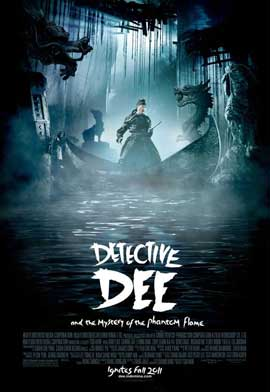 Detective Dee and the Mystery of the Phantom Flame - 27 x 40 Movie Poster - Style A