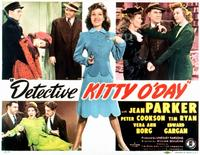 Detective Kitty O'Day - 11 x 14 Movie Poster - Style A