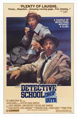 Detective School Dropouts - 11 x 17 Movie Poster - Style A