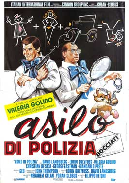 Detective School Dropouts - 11 x 17 Movie Poster - Italian Style A