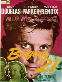 Detective Story - 27 x 40 Movie Poster - Spanish Style C