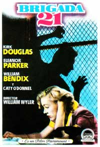 Detective Story - 27 x 40 Movie Poster - Spanish Style A