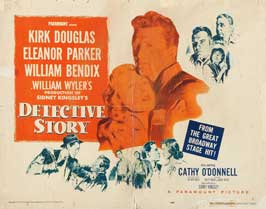 Detective Story - 22 x 28 Movie Poster - Half Sheet Style A
