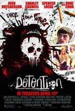 Detention - 11 x 17 Movie Poster - Style B
