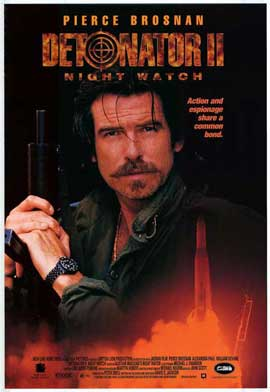 Detonator 2: Night Watch - 27 x 40 Movie Poster - Style A