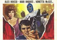 Detroit 9000 - 39 x 55 Movie Poster - Italian Style A