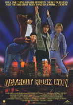 Detroit Rock City - 11 x 17 Movie Poster - Style C