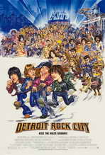 Detroit Rock City - 27 x 40 Movie Poster - Style A