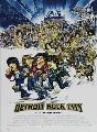 Detroit Rock City - 43 x 62 Movie Poster - Bus Shelter Style B