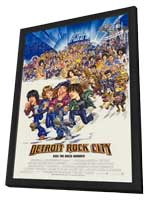 Detroit Rock City - 27 x 40 Movie Poster - Style A - in Deluxe Wood Frame