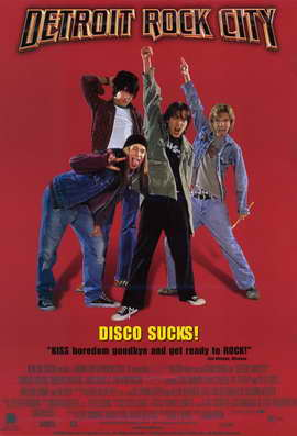 Detroit Rock City - 11 x 17 Movie Poster - Style B