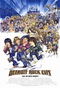 Detroit Rock City - 11 x 17 Movie Poster - Style A - Museum Wrapped Canvas