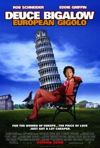 Deuce Bigalow: European Gigolo - 27 x 40 Movie Poster - Style A
