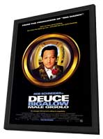 Deuce Bigalow: Male Gigolo - 11 x 17 Movie Poster - Style A - in Deluxe Wood Frame