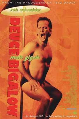 Deuce Bigalow: Male Gigolo - 11 x 17 Movie Poster - Style B