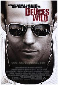 Deuces Wild - 11 x 17 Movie Poster - Style B