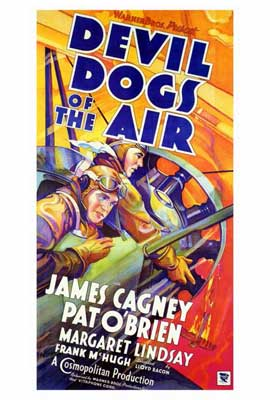 Devil Dogs of the Air - 27 x 40 Movie Poster - Style A