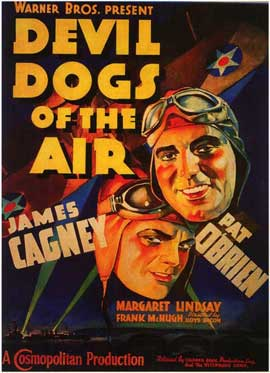 Devil Dogs of the Air - 27 x 40 Movie Poster - Style B