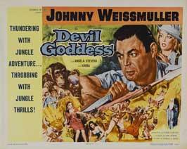 Devil Goddess - 22 x 28 Movie Poster - Half Sheet Style A