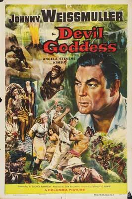 Devil Goddess - 11 x 17 Movie Poster - Style A