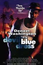 Devil in a Blue Dress - 11 x 17 Movie Poster - Style A