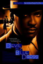 Devil in a Blue Dress - 27 x 40 Movie Poster - Style B