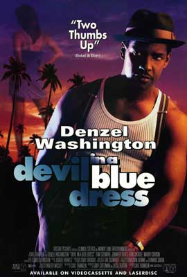 Devil in a Blue Dress - 27 x 40 Movie Poster - Style A