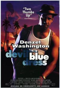 Devil in a Blue Dress - 43 x 62 Movie Poster - Bus Shelter Style A