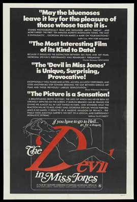Devil in Miss Jones - 27 x 40 Movie Poster - Style A
