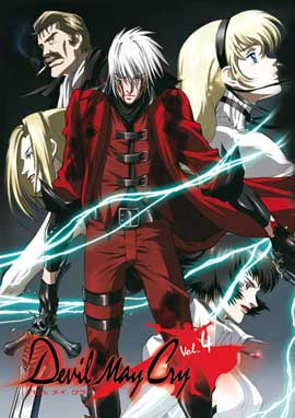 Devil May Cry - 11 x 17 Movie Poster - German Style A