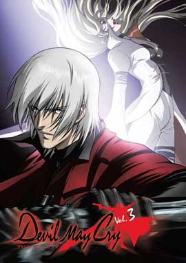 Devil May Cry - 11 x 17 Movie Poster - German Style B