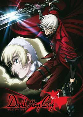 Devil May Cry - 11 x 17 Movie Poster - German Style D