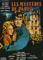 Devil of Paris - 11 x 17 Movie Poster - French Style A