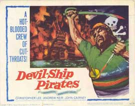 Devil-Ship Pirates - 11 x 14 Movie Poster - Style A