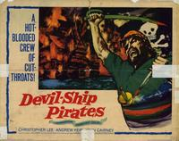 Devil-Ship Pirates - 11 x 14 Movie Poster - Style C