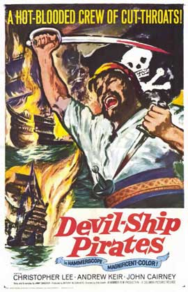 Devil-Ship Pirates - 11 x 17 Movie Poster - Style A