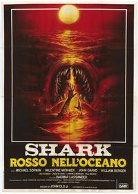 Devilfish - 11 x 17 Movie Poster - Italian Style A