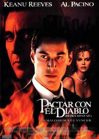 The Devil's Advocate - 27 x 40 Movie Poster - Spanish Style A