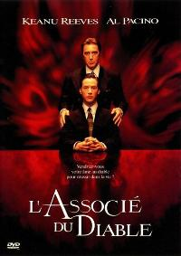 The Devil's Advocate - 27 x 40 Movie Poster - French Style A