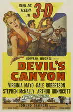 Devil's Canyon - 27 x 40 Movie Poster - Style A