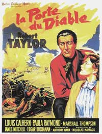 Devil's Doorway - 11 x 17 Movie Poster - French Style A