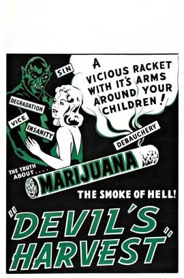 Devil's Harvest - 27 x 40 Movie Poster - Style A